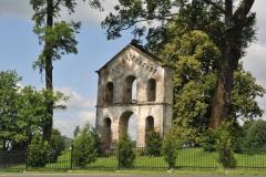 13. dzwonnica cerkiewna w Sredniej Wsi